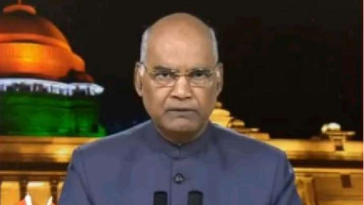 President Ramnath Kovind- India TV