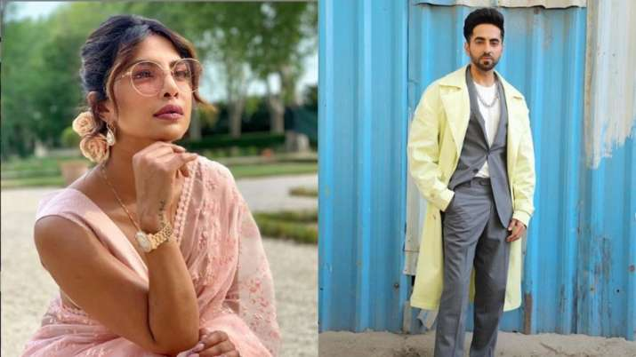 Priyanka chopra and Ayushmann khurrana- India TV