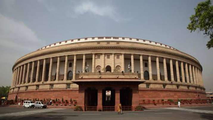 Indian Parliament- India TV