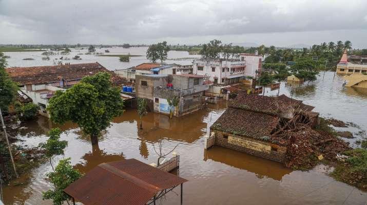 Kolhapur Flood- India TV