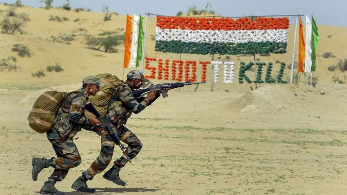Indian Army- India TV