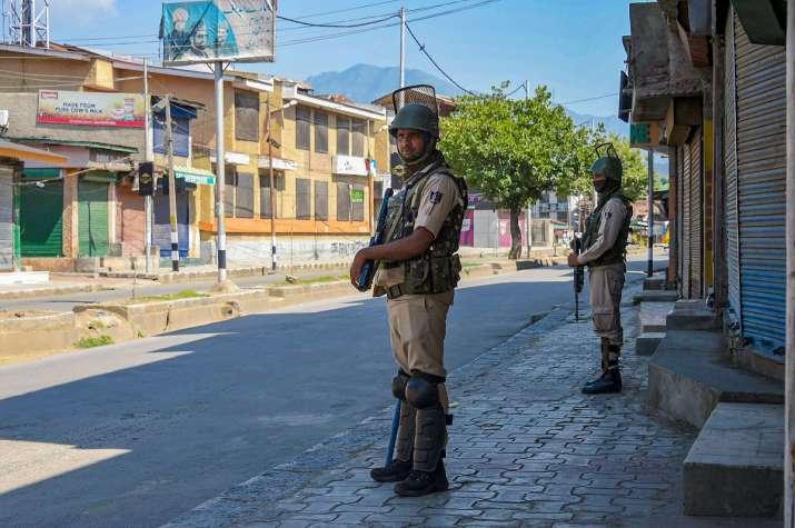 Kashmir- India TV