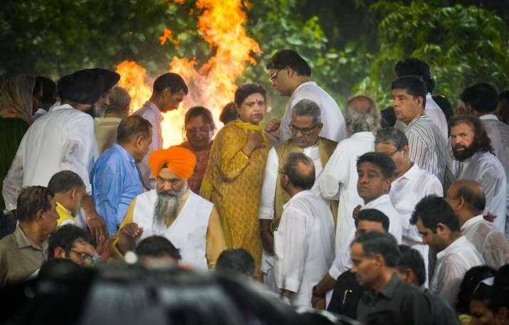 अरुण जेटली पंचतत्व...- India TV