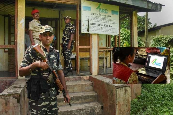 NRC Assam- India TV