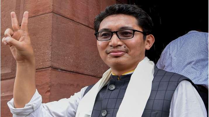 Ladakh MP Jamyang Tsering Namgyal- India TV