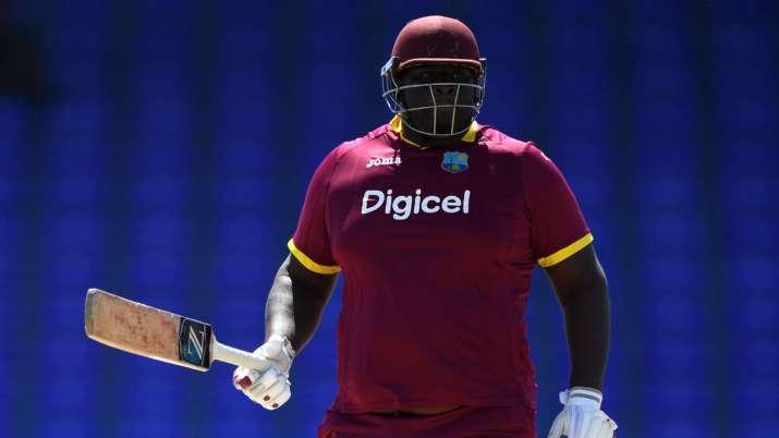 Rakheem Cornwall, Player West Indies- India TV