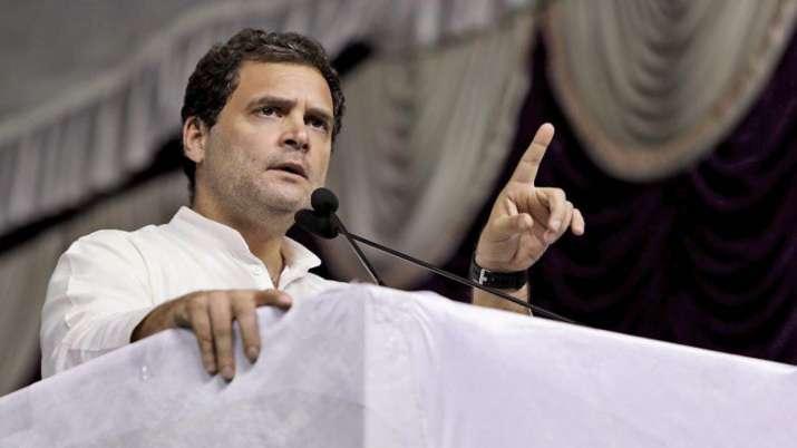 Rahul Gandhi - India TV