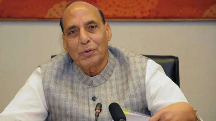 Rajnath Singh speaks with US Secretary of Defence Mark...- India TV
