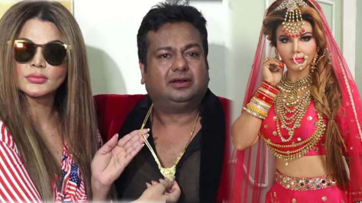 राखी सावंत-दीपक कलाल- India TV