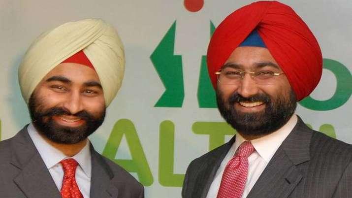 ED raids former Ranbaxy group promoters- India TV Paisa