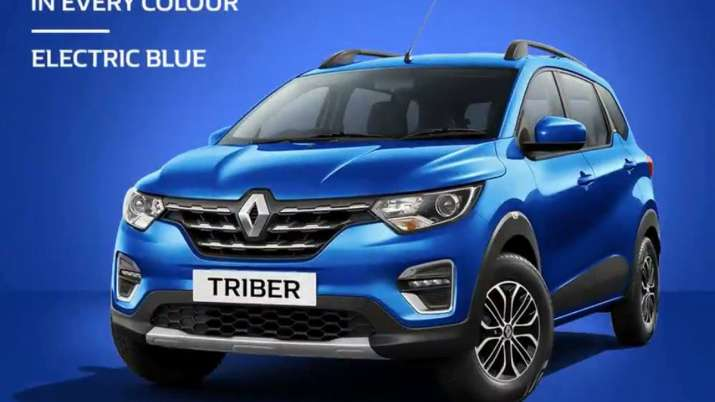 Renault Luanched 7 seater Triber in india- India TV Paisa