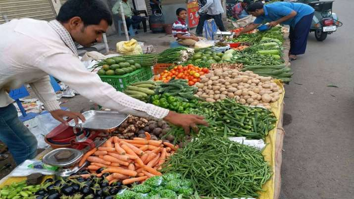 Retail inflation eases marginally to 3.15 pc in July- India TV Paisa