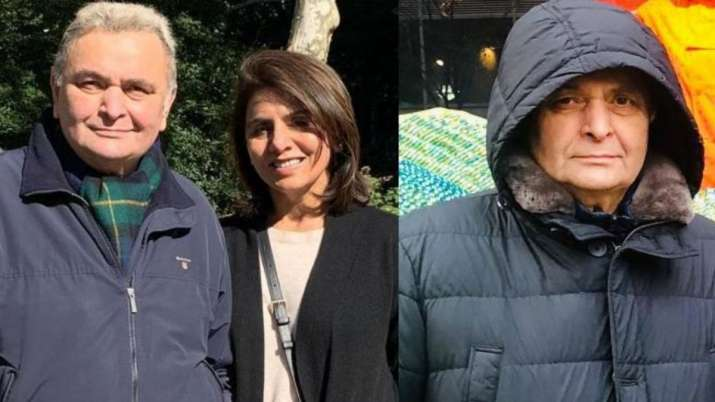 ऋषि कपूर की कैंसर...- India TV