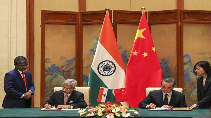 Future of India-China ties depends on mutual sensitivity to each other's core concerns: S Jaishankar- India TV