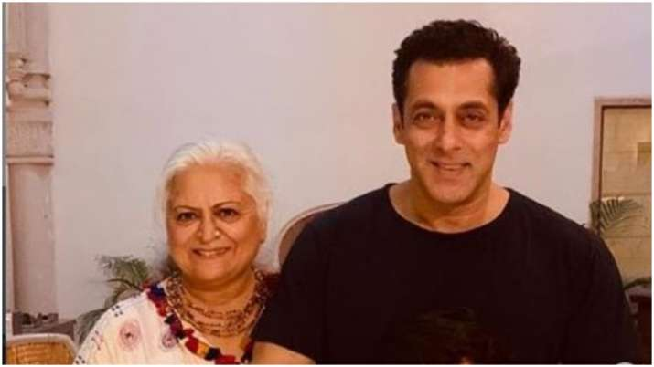 salman khan and bina kak- India TV