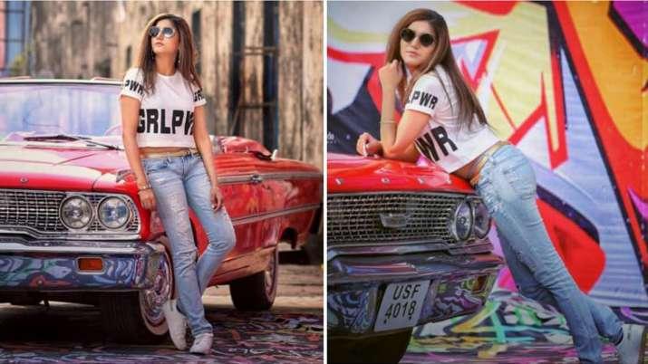 Sapna Choudhary Lifestyle- India TV