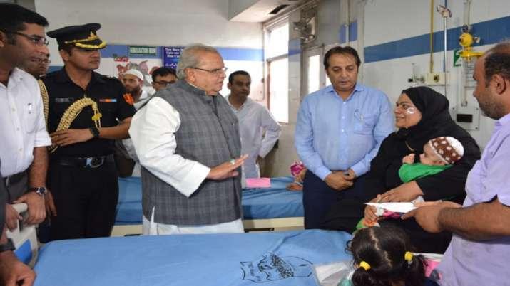 Jammu&Kashmir Governor Satya Pal Malik- India TV