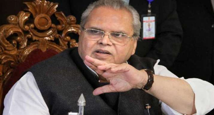 Satypal Malik- India TV