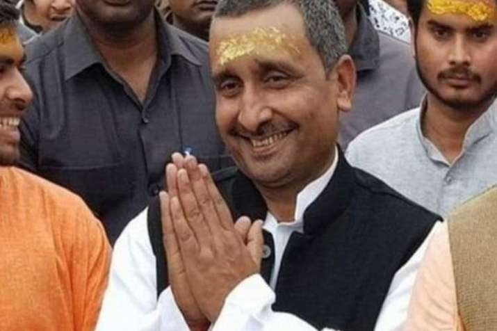 Kuldeep Singh Sengar- India TV