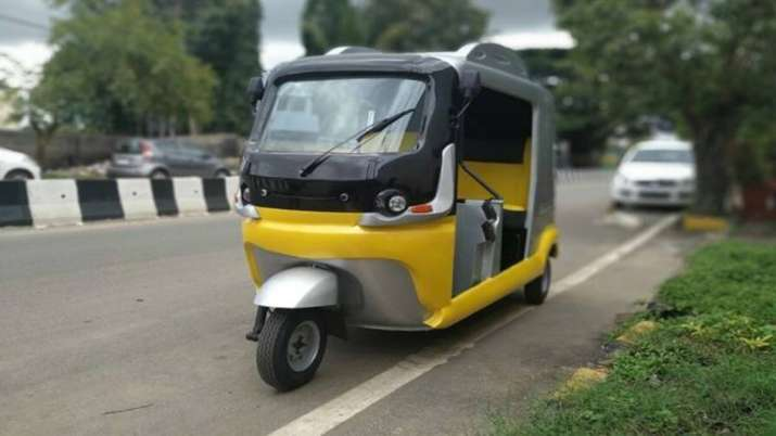 SHADO Group to invest USD10 mn in Pune factory to produce electric 3-wheelers- India TV Paisa