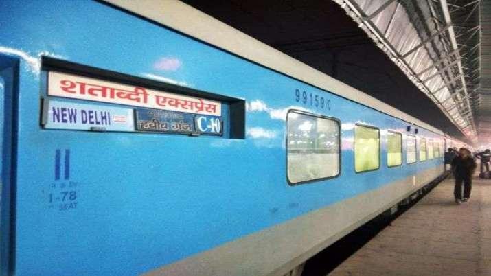 Shatabdi Express- India TV