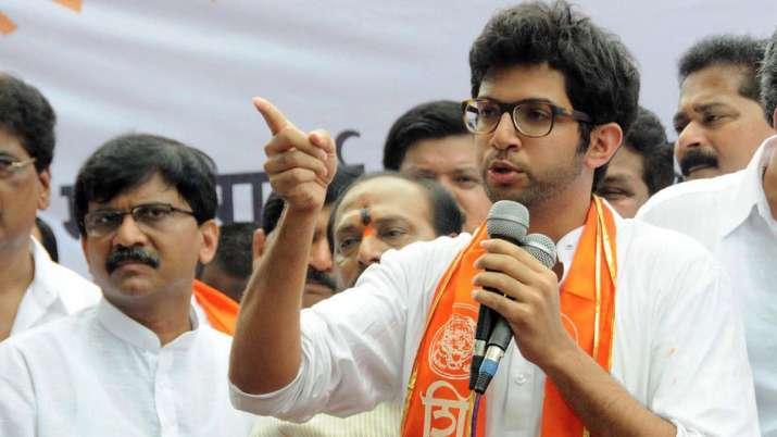 Shiv Sena leader Aditya Thackeray may contest from Worli...- India TV