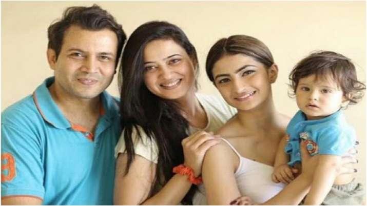 shwata tiwari family- India TV