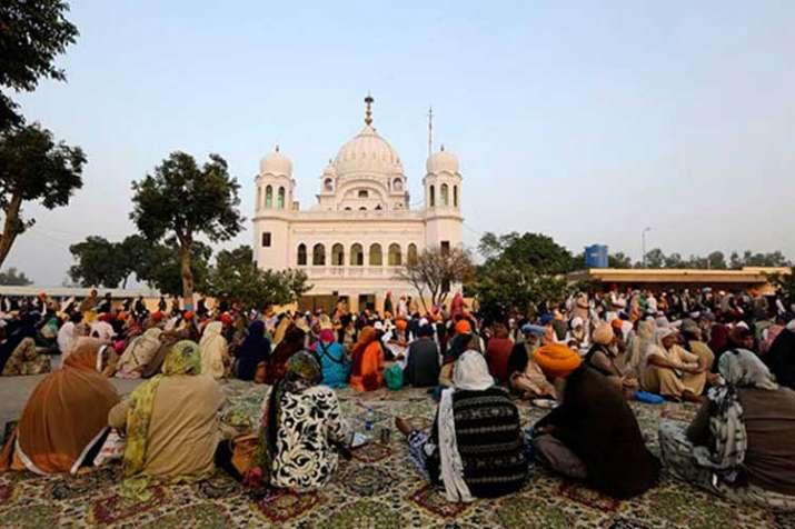 Sikh Pilgrims- India TV