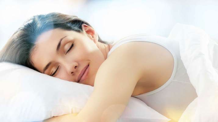 Global market survey showed that indian leads in getting good sleep at night:- India TV