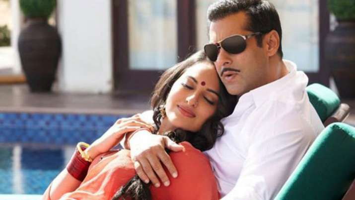सलमान खान-सोनाक्षी...- India TV