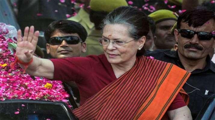 Sonia Gandhi - India TV