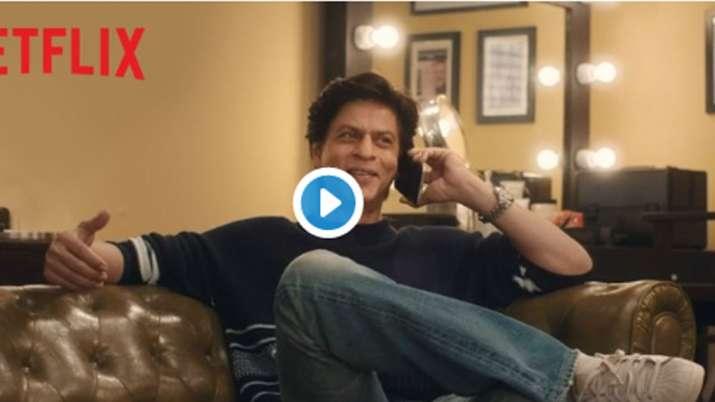 Netflix, Shah Rukh Khan- India TV