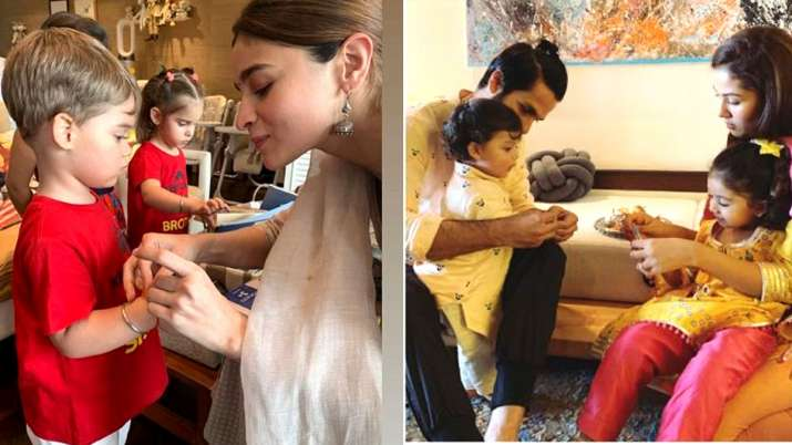 Bollywood star kids celebrated sibling love- India TV