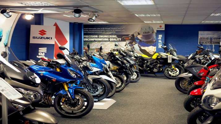 Suzuki Motorcycle inks partnership with HDB Financial Services - India TV Paisa