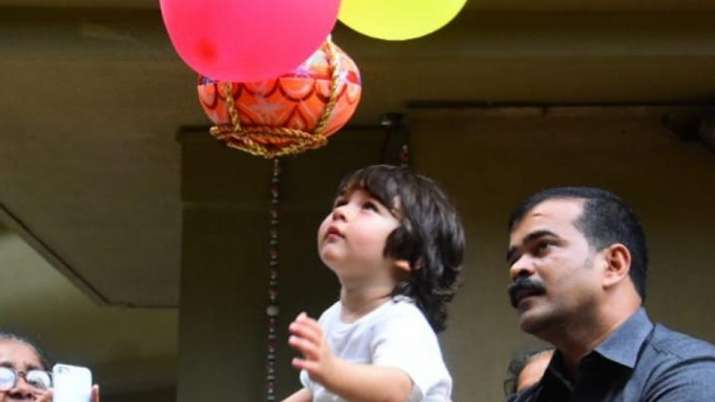 तैमूर अली खान- India TV