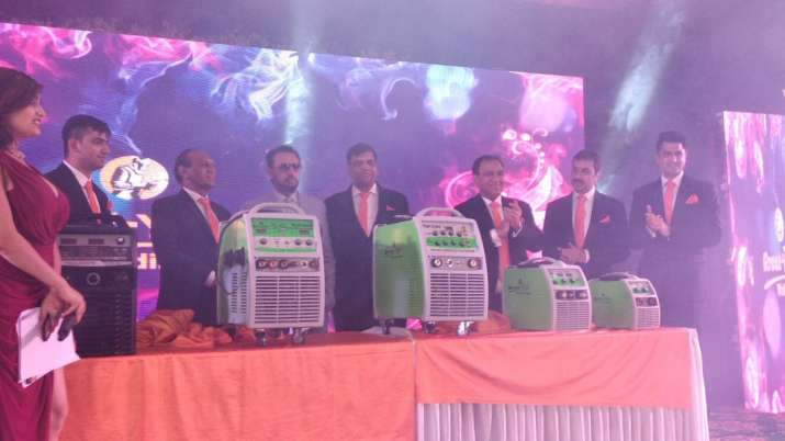 Taneja Great Industries LLP launches latest water proof welding machine- India TV Paisa