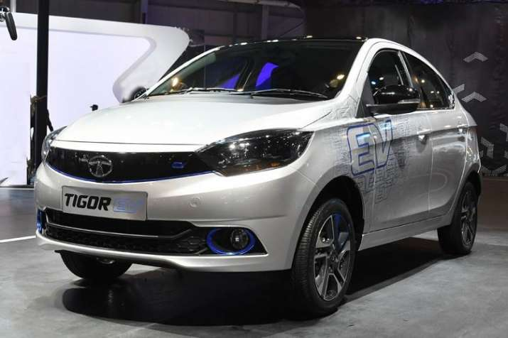 Tata Motors cuts Tigor EV price by up to ₹80,000- India TV Paisa