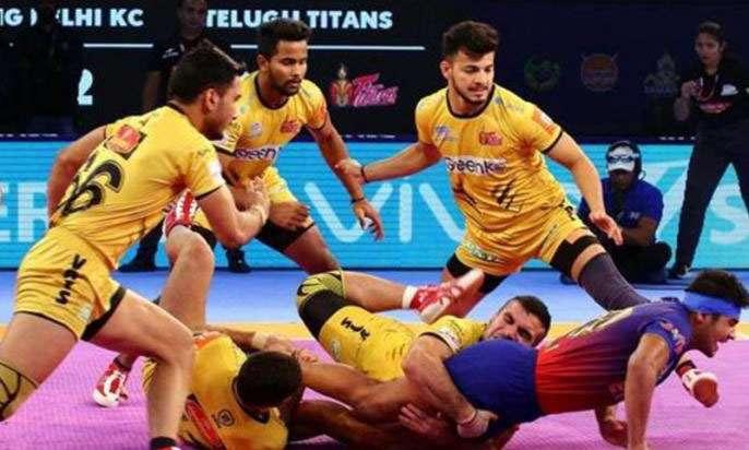 तेलुगु टाइटन्स बनाम यू. पी. योद्धा लाइव मैच स्ट्रीमिंग, लाइव मैच स्ट्रीमिंग प्रो कबड्डी, लाइव मैच स- India TV