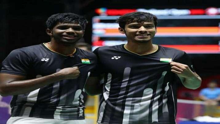 सात्विक और चिराग की...- India TV