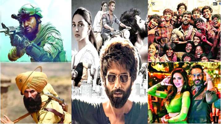Top 10 Highest grossing Hindi films 2019- India TV