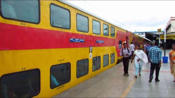 Second double-decker Uday Express to run between Visakhapatnam, Vijayawada- India TV Paisa