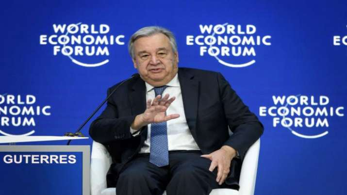 UN chief Antonio Guterres worried about US-China tensions- India TV