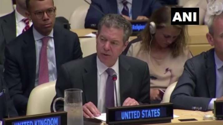 संयुक्त राष्ट्र में अमेरिका, ब्रिटेन और कनाडा ने चीन-पाकिस्तान को लगाई जमकर लताड़- India TV