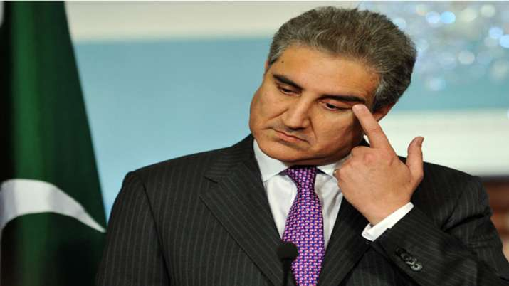 pak foreign minister shah mehmood qureshi- India TV