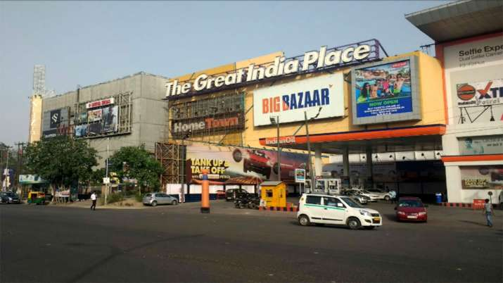 TGIP Mall Noida- India TV