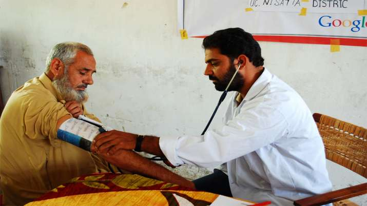 Pakistani Doctors - India TV