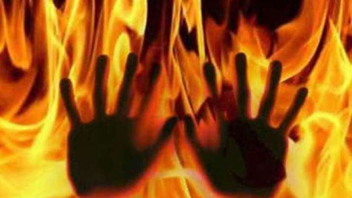Mathura Fire- India TV