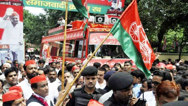 Samajwadi Party- India TV