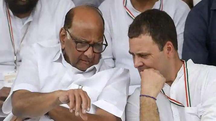 Congress NCP- India TV
