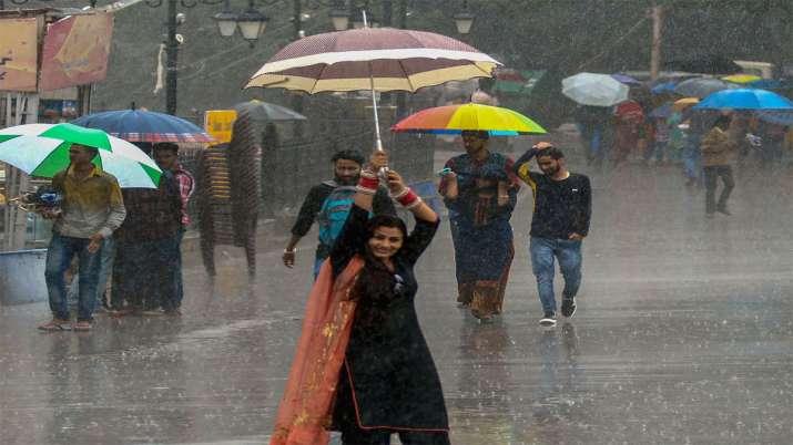 Monsoon Rains- India TV